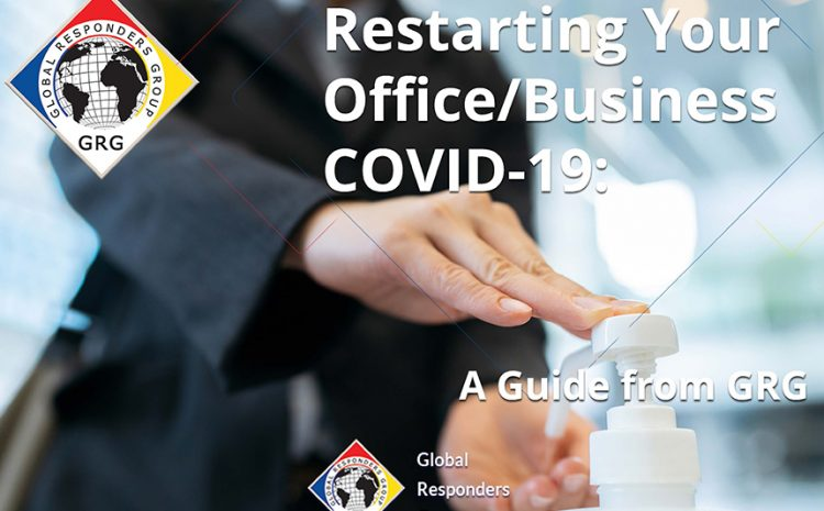 GRG's guide to safely reopen business after Covid-19